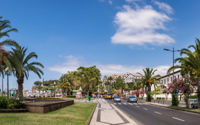 Climate in Funchal – Madeira All Year Round